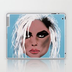 Lady of the eighties - Painting Laptop & iPad Skin