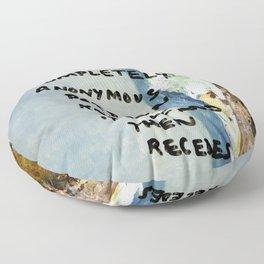 Composition 495 Floor Pillow