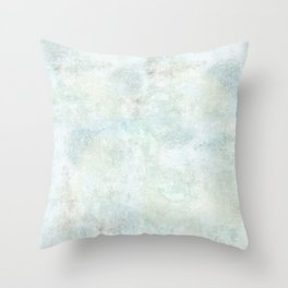 Between the shallows - the light of the world Throw Pillow
