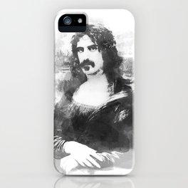 Zappa Lisa iPhone Case