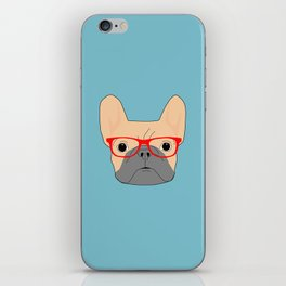 Fawn Bulldog iPhone Skin
