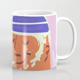 Cornwall vintage travel poster Coffee Mug