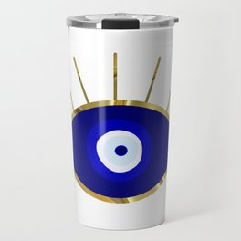 I See You Evil Eye Travel Mug