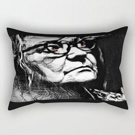 Wretched Rectangular Pillow