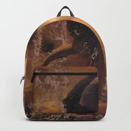 Frederic Leighton - Helios and Rhodes Backpack