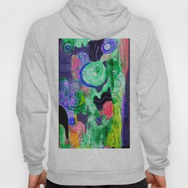 abstract #244 Hoody