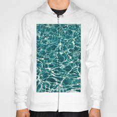 Blue Water Hoody