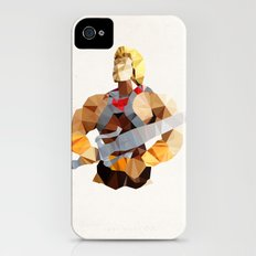 Polygon Heroes - He-Man Slim Case iPhone (4, 4s)