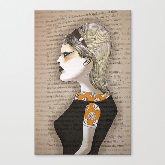 The Stepford Wife Canvas Print