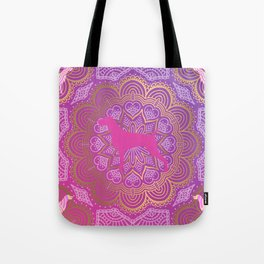 PINK WEIMS Tote Bag