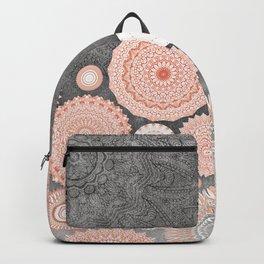 FESTIVAL FLOW BLUSH SUNSHINE Backpack