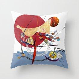 Ship to shore  II Throw Pillow