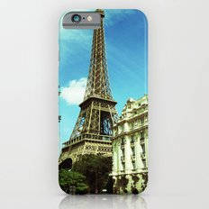 Sunny Day in Paris Slim Case iPhone 6s