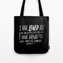 Everlasting Love II Tote Bag