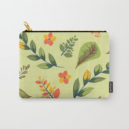 Flower Design Series 2 Carry-All Pouch