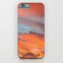 SIMPLY SKY iPhone Case