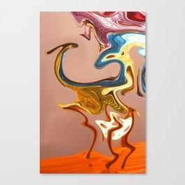 Rare Birds Canvas Print