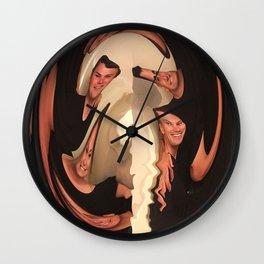 Coastguard Family Wall Clock