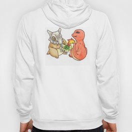 kushbone and charredmander smoke a bone Hoody