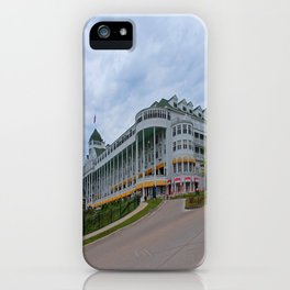 The Grand Hotel iPhone Case