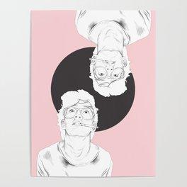 smokin matt Poster