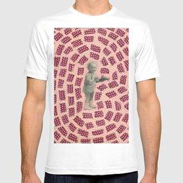 The Parrot Shaped Magic Lamp T-shirt