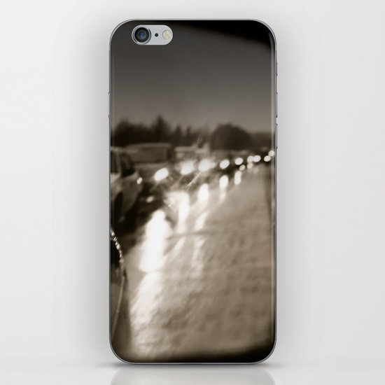 November Rain iPhone & iPod Skin