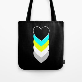 Requiessexuality in Shapes Tote Bag