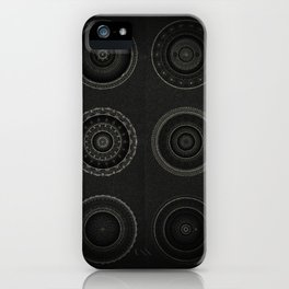 Inner Space 7 iPhone Case