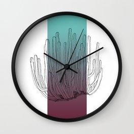 Cardón Wall Clock