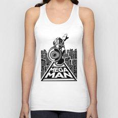 Megaman. In the year 20xx Unisex Tank Top