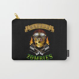 Badass Zombies Carry-All Pouch