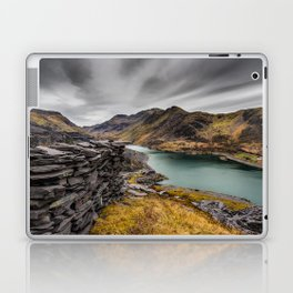 Snowdon Moutain Range Laptop & iPad Skin