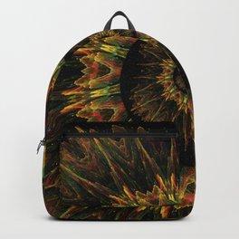Spiral Organic Orange Backpack