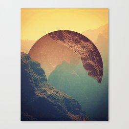 Esfera Canvas Print