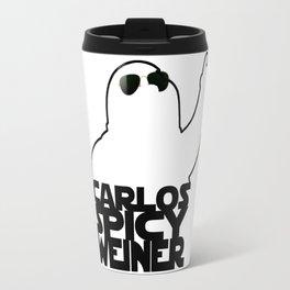 echo 3 to carlos spicy weiner Travel Mug