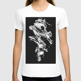 flesh character  T-shirt
