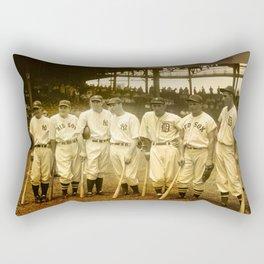 1937 Allstars Rectangular Pillow