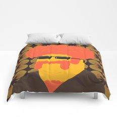 Dr. Joe Dynamo Comforters