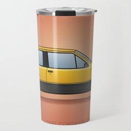 Opel Corsa GT / Vauxhall Nova / Chevrolet Barina / Holden Barina 1982 Travel Mug