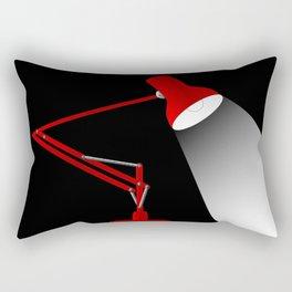 Angle Poise Rectangular Pillow