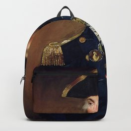 Admiral Horatio Nelson Backpack
