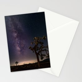 Joshua Tree Milky Way Stationery Cards