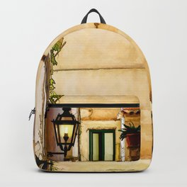 Amalfi Backstreet Backpack