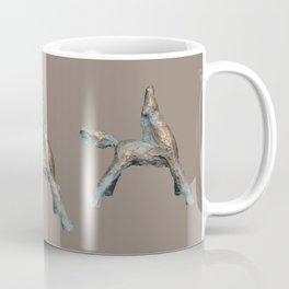 Exuberant Colts (color) Coffee Mug