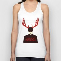 hannibal Tank Tops featuring Hannibal by Pixel Design