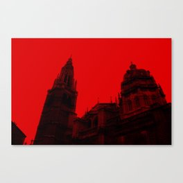 """CATHEDRALI"" Canvas Print"