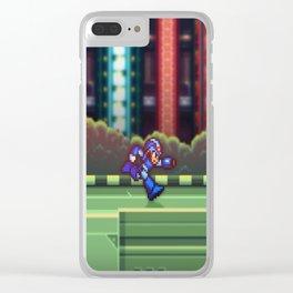 Versus Vile Clear iPhone Case