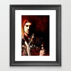 InFAMOUS: Second Son Framed Art Print