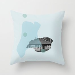 Hillend Throw Pillow